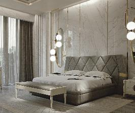 Francesco Pasi представляет новую кровать Ellipse