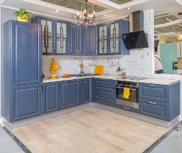 «Леруа Мерлен» представляет новую коллекцию кухонь
