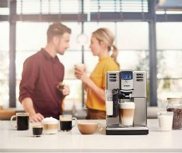 Новая кофемашина Philips 5000 LatteGo