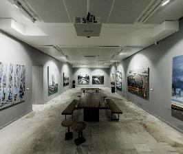 Искусство в интерьере