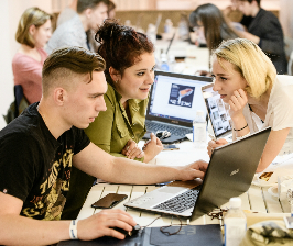 ROCA ONE DAY DESIGN CHALLENGE на АРХ Москве