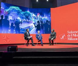 Salone delMobile.Milano2019: новые выставочные форматы и дух великого да Винчи
