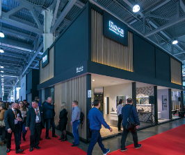 Компания Roca Group представила новинки на MosBuild 2019