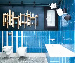 <strong>5</strong> трендов 2019 года в оформлении ванной комнаты