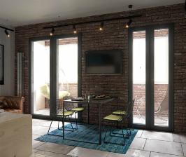 Балкон в стандартной квартире. Часть 4