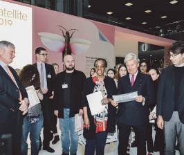 Победители 15-го конкурса SaloneSatellite Moscow Award 2019