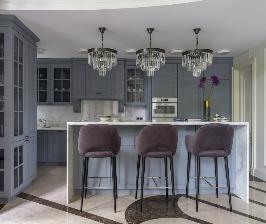 Кухонные пространства от Dantone Kitchen