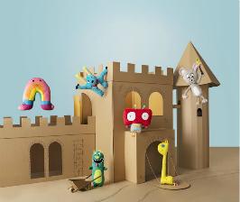 Новая коллекция Ikea по мотивам детских рисунков