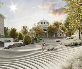 Проект из России взял «серебро» на международном конкурсе на реконструкцию исторического центра болгарской Софии