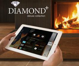 Камины & печи FLAMBIS  поздравляют всех дизайнеров с Новым каталогом биокаминов GlammFire