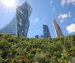 Вторая Международная конференция Открытого международного конкурса и фестиваля городского ландшафтного дизайна «Цветочный Джем» Правительства Москвы