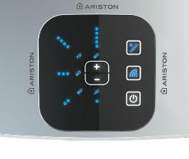 Новые водонагреватели Ariston