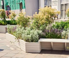 Функциональность, малоуходностьи готовые сады: тренды ландшафтного дизайна 2020