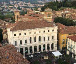 Х Международная ландшафтной конференции I Maestri del Paessagio – 2020 в Бергамо.