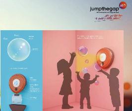 Международный конкурс дизайна jumpthegap®