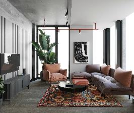 Как увеличить маленькое пространство с помощью цвета