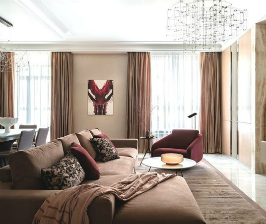 Ковры ANSY Carpet Company в проектах известных российских дизайнеров