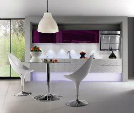 Классификация светильников для кухни по типу используемых ламп