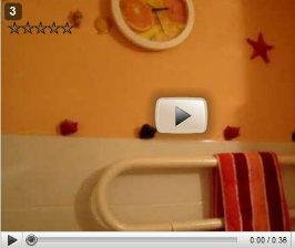 Быстрый декор ванной дизайнер: Анна Золотарева