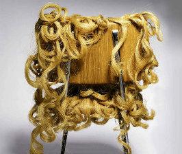 Парик для стула