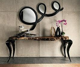 Модный дизайн зеркал