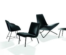 Кресла в чёрном