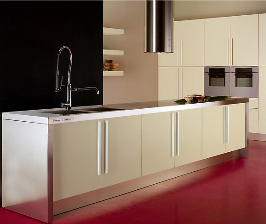 Кухня без навесных шкафов – что учесть?