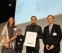 Три награды для Hansgrohe AG