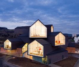 Дом, который построила Vitra