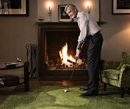 Шведский гольф по-домашнему