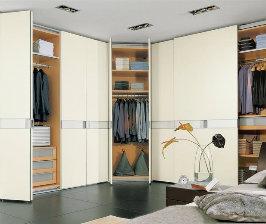 Двери для шкафов и гардеробных: типы