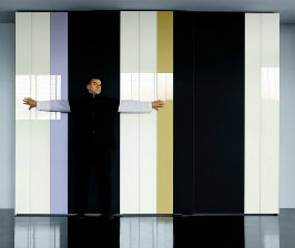 Фасады для шкафа: дизайн и материалы