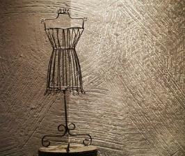Декоративная штукатурка: рисунки, фактуры и стили