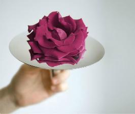 Ручная ваза