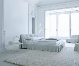 Кровать для богемы