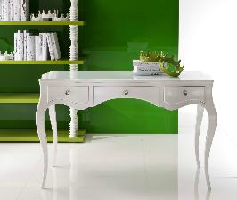 Письменные столы для домашнего кабинета: стили, материалы
