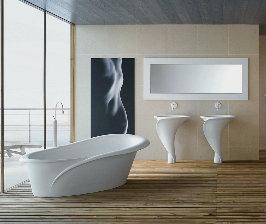 Флористика в ванной