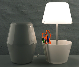 Лампа-капсула