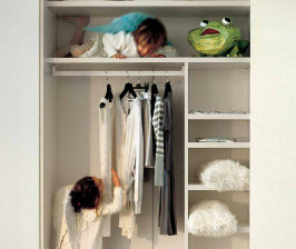 Материалы для полок шкафа