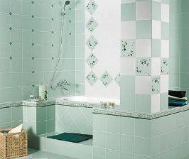 Отделка ванной: от10000 до30000руб.