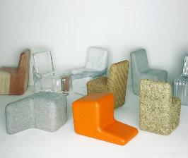 Мебель: конструкционные материалы