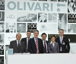 Сто лет Olivari