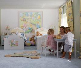 Комната дошкольника: зонирование и меблировка