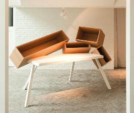 Теория мебельного хаоса от Bulo