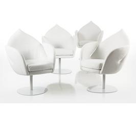 Кресло-листок от Brühl