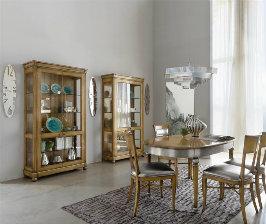 Шкафы для столовой: разновидности