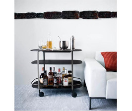 <strong>16</strong> сервировочных столиков на колесиках