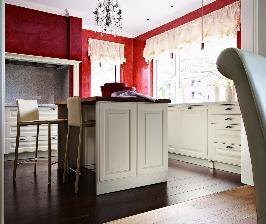 <strong>25</strong> фрагментов декора кухонных гарнитуров