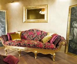 <strong>13</strong> моделей итальянских элитных диванов в стиле дворцовой классики