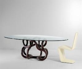<strong>30</strong> необычных обеденных столов